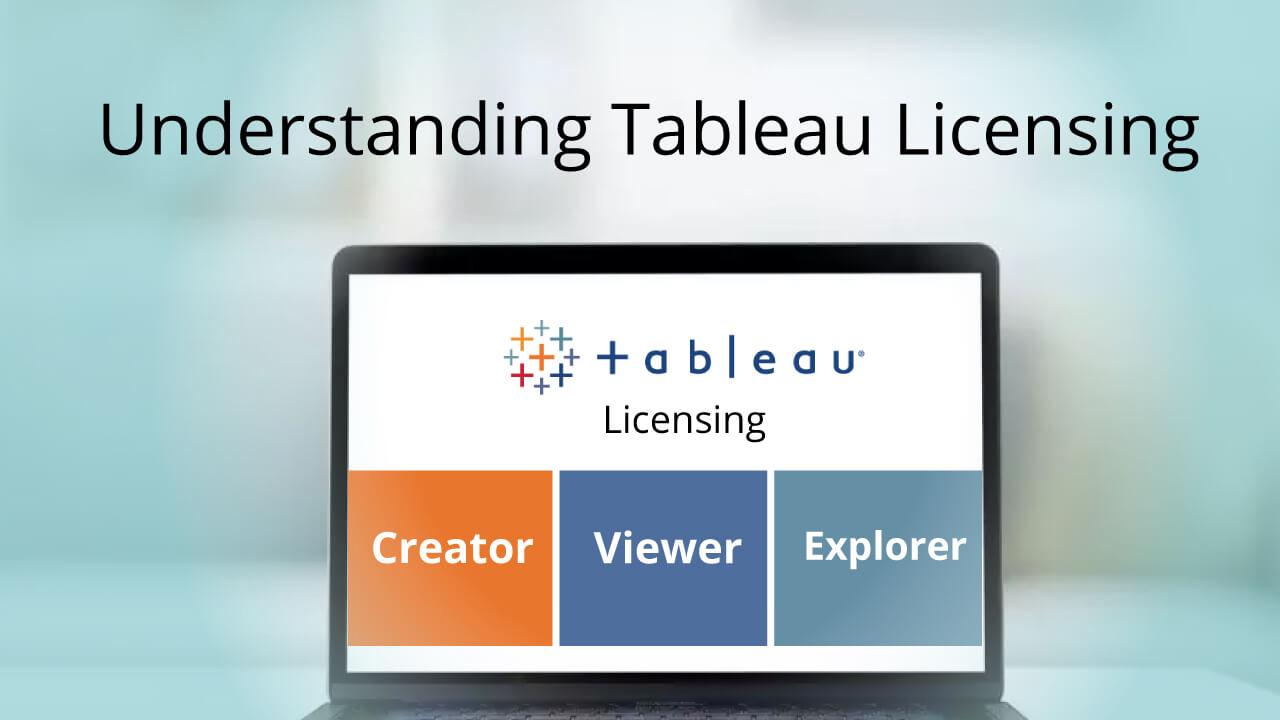 لایسنس نرم افزار Tableau